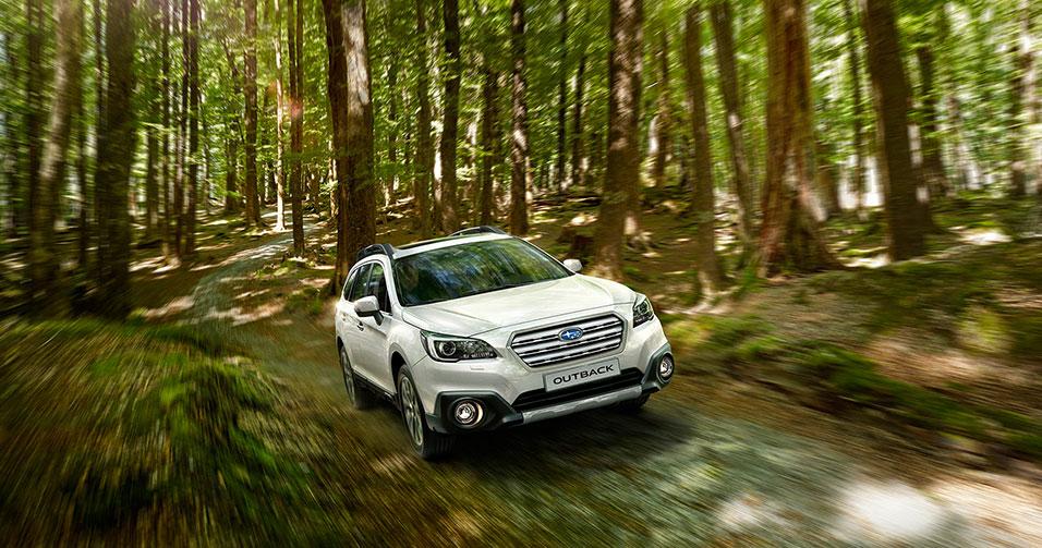 Начались продажи обновленного Subaru Outback