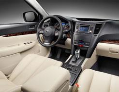 Subaru Outback с выгодой до 190.000 руб. + комплект декоративных панелей салона в подарок!
